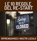 Le 10 regole del re-start